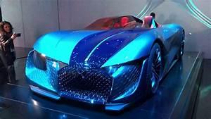 Mondial de l'Auto de Paris : présentation du concept DS X