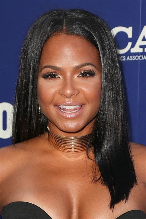 Christina Milians Hairstyles And Hair Colors Steal Her Style