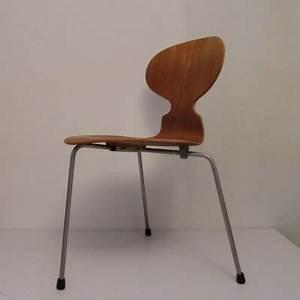 Arne Jacobsen Ant Chair : model 3100 ant chair by arne jacobsen for fritz hansen denmark 1950s 77228 ~ Markanthonyermac.com Haus und Dekorationen