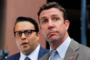 California Rep. Duncan Hunter Keeps His Seat Despite Legal ...