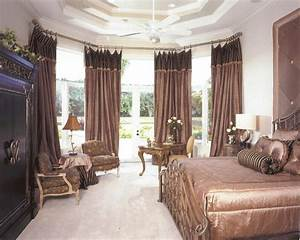 How dazzling master bedroom curtain ideas atzinecom for Master bedroom curtain designs