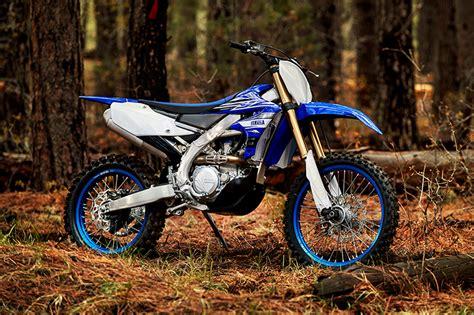 2019 suzuki 250f 2019 yamaha road models new yz450fx dirt bike test