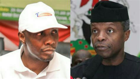 He was the commander of camp five, a collection of concrete buildings built by the constructors of a pipeline that runs to lagos. Analysis: What is the real significance of Osinbajo's Niger Delta tour? » YNaija