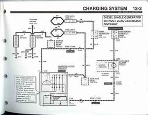 Higher Amp Alternator And Upgrading Wiring - Diesel Forum
