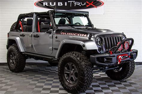 jeep wrangler rubicon recon unlimited billet