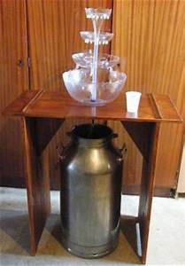 Fontaine A Alcool : fontaine a cocktail fait maison marcassin le retour ~ Teatrodelosmanantiales.com Idées de Décoration