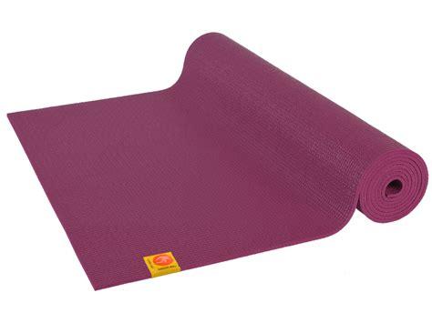tapis chin mudra tapis de non toxiques 183cm x 61cm x 4 5mm prune chin mudra sas