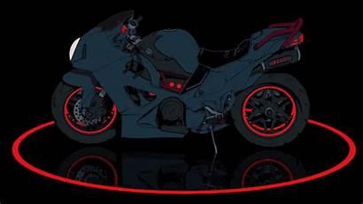 Bike Cyberpunk Cyber Mercenary Erik Garage Mercenarygarage