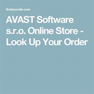 Avast Software S R O  Online Store