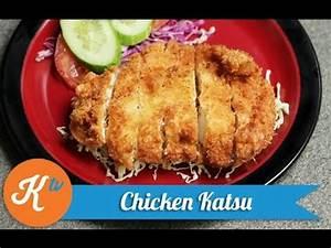 Resep Ayam Goreng Katsu (Chicken Katsu Recipe Video ...