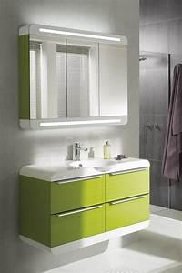 Armoire De Salle De Bain Avec Miroir : armoire de toilette lumineuse de salle de bain photo 12 ~ Dailycaller-alerts.com Idées de Décoration