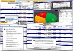Excel Template Project Tracker Excel Portfolio Performance Tracking Template