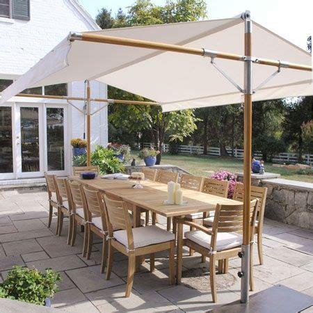 Small Outdoor Canopy by Outdoor Shade Canopy Diy Backyard Shade Outdoor