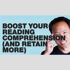 Kwik Brain Episode 28 Boost Your Reading Comprehension (and Retain More) With Jim Kwik Youtube