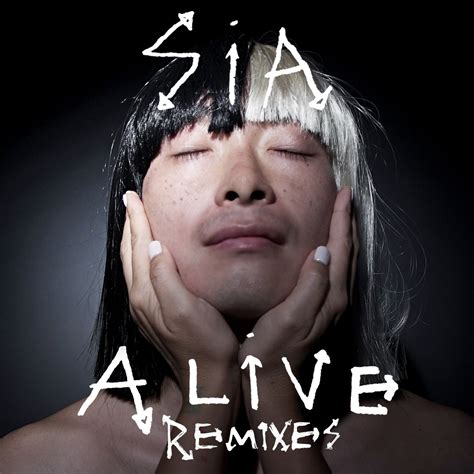 Chandelier Sia Album by Sia Releases Alive Remixes Today December 8th Rca Records