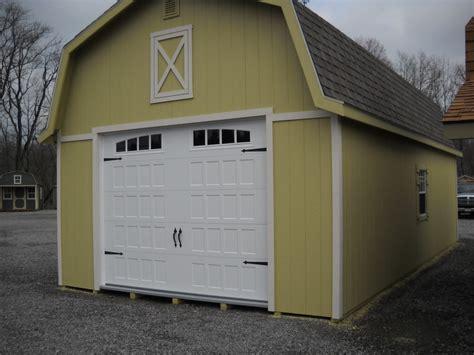 Custom Built Garages, Dutch Style