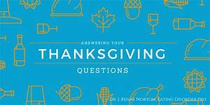 J. Renae Norton's Blog - Your Thanksgiving Questions. My ...