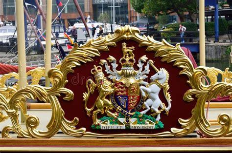 e unicorno immagine stock immagine di crown britannico 49925825