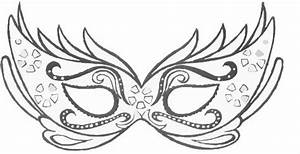 Black And White Masquerade Masks Clip Artmask Clip Art ...