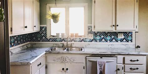 Where To Buy Kitchen Backsplash Tile by Do It Yourself Mosaic Decoration Self Adhesive Wall Tile