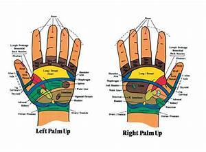 Pressure Points Hand And Feet