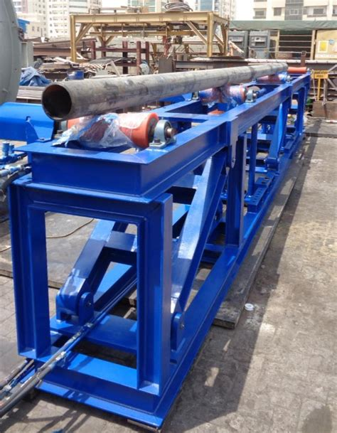 Drill Pipe Loading And Handling Equipment Meagbore Machinery