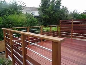 Terrasse Bois Exotique : terrasses completes tous les fournisseurs terrasse ~ Melissatoandfro.com Idées de Décoration