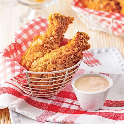 recette de cuisine poulet pilons de poulet croustillants sans friture recettes