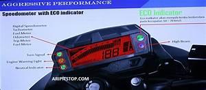 Ada Apa Saja Di Speedometer All New Byson Fi