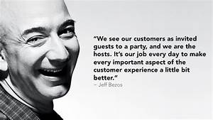10 leadership l... Customer Centricity Quotes