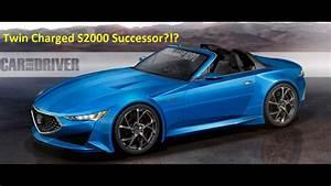 2019 Honda S2000 Successor Revival  Rumor  - Twin Charged Engine