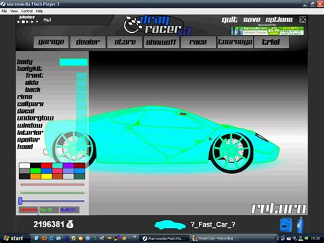 Drag Racer V3 How To Make A Fast Car