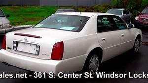 2003 Cadillac Deville Sedan 4dr Northstar V8 At