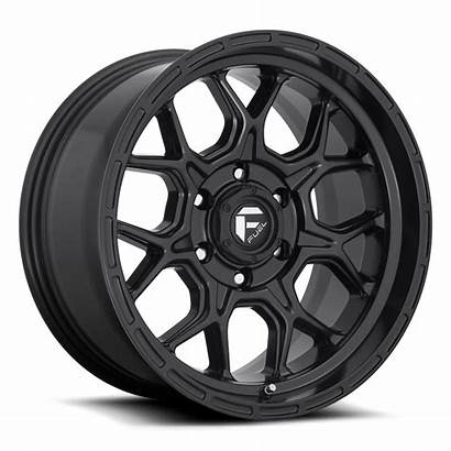 D670 Tech Fuel Wheels Lug Matte Piece