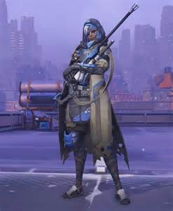 Ana Overwatch Skins
