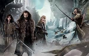 The, Hobbit, 2, Movie, Wallpapers