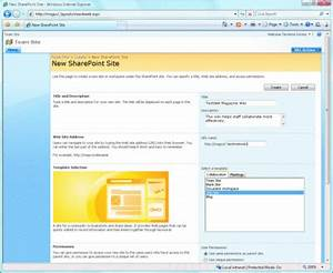 sharepoint wiki while you work With sharepoint 2007 site templates