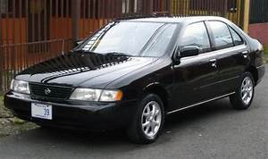 1997 Nissan Sentra B14 Series Factory Service Repair