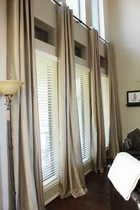 Where to find long curtains for cheap decorchick for Long living room curtains