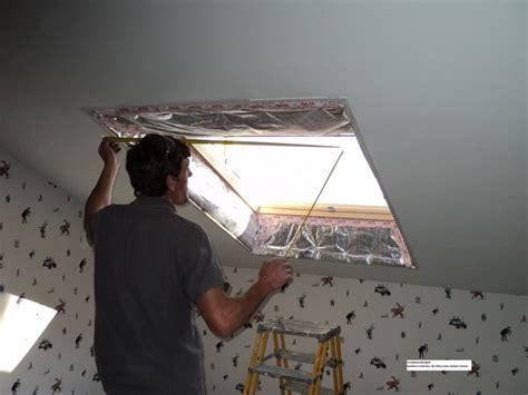 isoler plafond du bruit isoler du bruit une chambre restauration maison ancienne 224 seine et marne entreprise fzdw