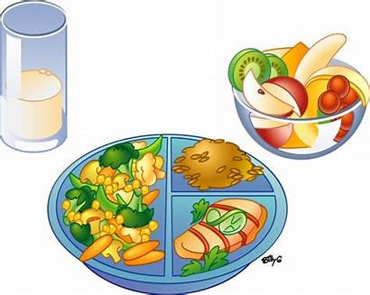 Lunch Clipart Healthy Clip