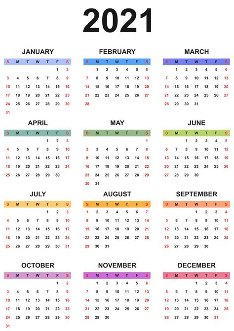 colorful calendar transparent clipart gallery yopriceville high quality images