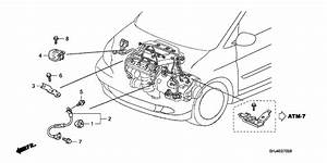 Honda Ridgeline Wiring Harness Diagram