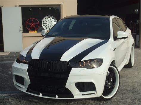 Bmw X6 M Modification by Lion Motoring 2010 Bmw X6m Specs Photos Modification