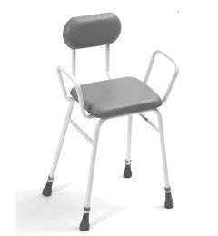 home aids chairs and stools adjustable height perch