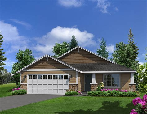 Compact Traditional House Plan