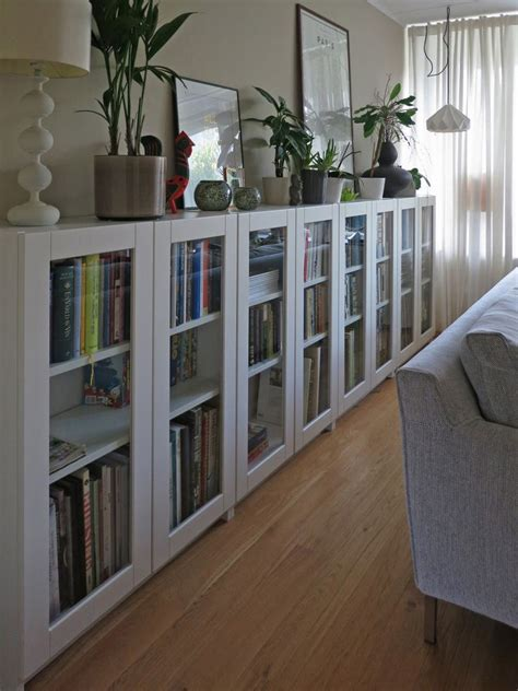Narrow Billy Bookcase by This For A Small Room Because They Are So