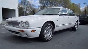 2001 Jaguar Xj8 Vanden Plas Start Up  Engine  And In Depth