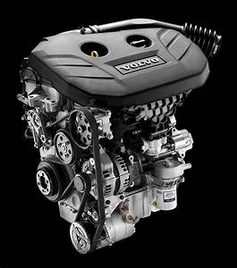 Volvo Launches An Energy-efficient 2-litre Gtdi Engine With Unique Turbo System