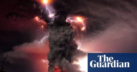 chile volcano eruption  pictures world news